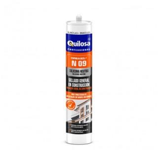 Quilosa Silicona Orbasil N-09 300ml translúcido