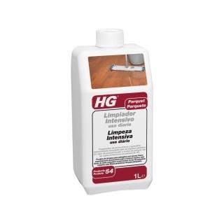 Hg limpiador intensivo uso diario para parquet hg producto 54 1l ferreter a industrial hidraferr - Productos para parquet ...