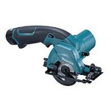 CIRCULAR SAW 85mm 1.5kg + 3 BATTERY 10.8V MAKITA