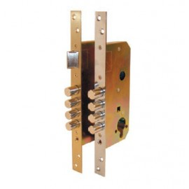 HIGH SECURITY MORTICE LOCK FAC 504 50 MM