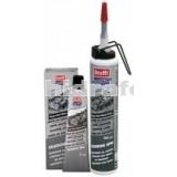 GENERAL FORM-IN-PLACE GASKET SILKRON SPG 9600 (Acetoxi silicone sealant gasket maker) BLACK KRAFFT 75ml
