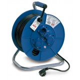 CABLE REEL 25m x 1.5mm 3 SOCKETS WITH COVER 765001
