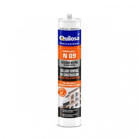 Quilosa Silicona Orbasil N-09 300ml blanco