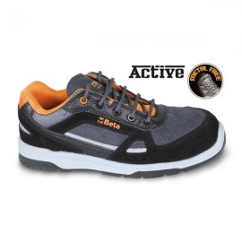 Beta zapato de ante y microfibra 7315