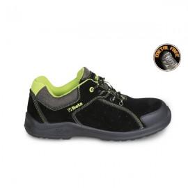 Beta zapato de ante perforado con refuerzo 7224PEK