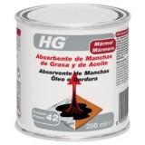 HG Absorbente de Manchas de Grasa y de Aceite (HG producto 42) 250 ml