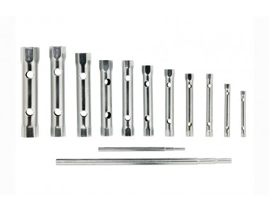 Double tube wrenches