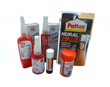 Replacements Gaskets and Adhesives
